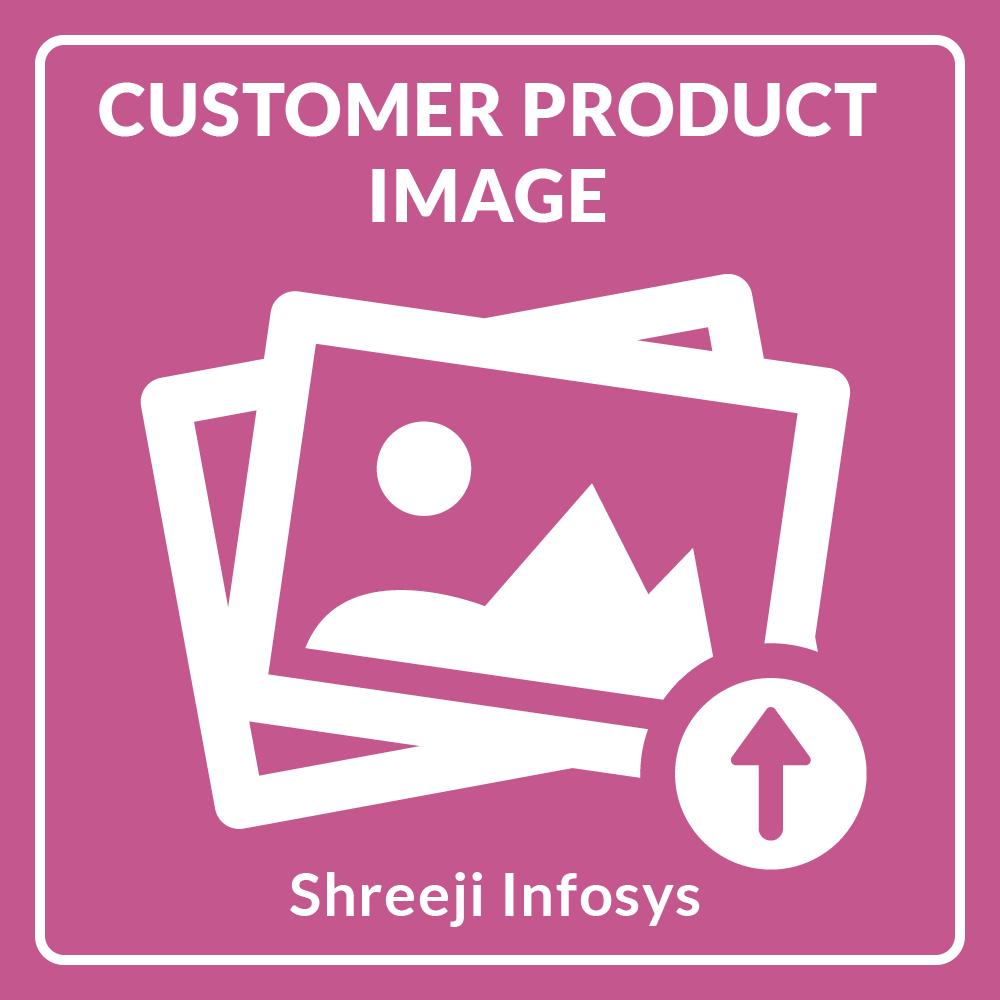 Customer Product Image Magento 2