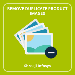 Remove Duplicate Product Images magento