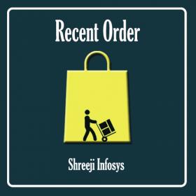 Recent Orders