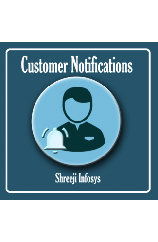 Customer Notification Magento 2