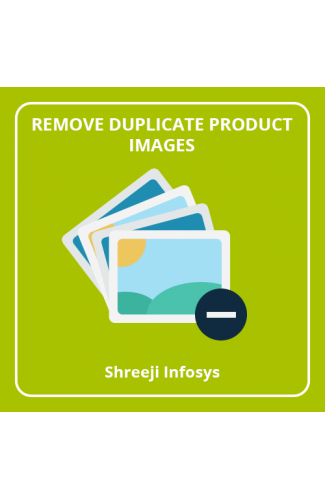 Remove Duplicate Product Images Magento2