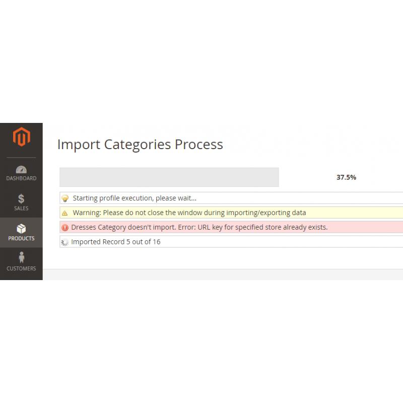 Import Process Skip