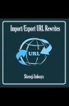Import Export URL Rewrites Magento 2