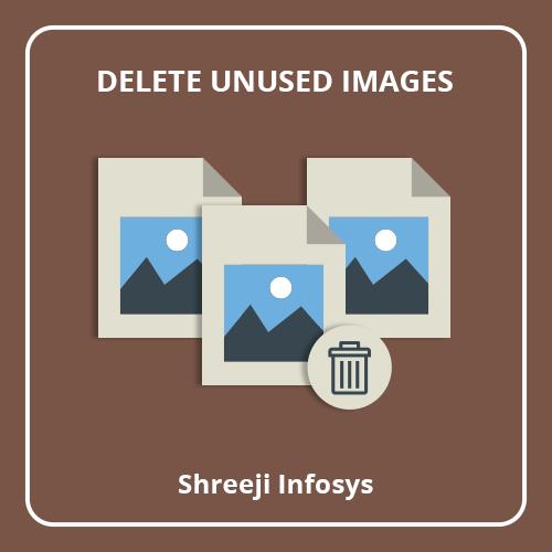 Delete Unused Images Magento2