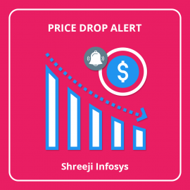Price Drop Notification/Alert Magento 2