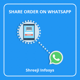 Share Order on WhatsApp Magento2