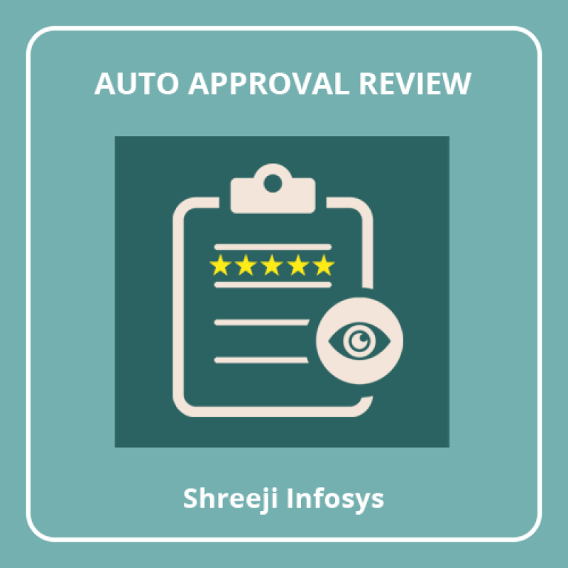 Auto Approval Review Magento2
